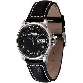 Zeno-Watch Herrenuhr Basic Retro 12836DD-c1