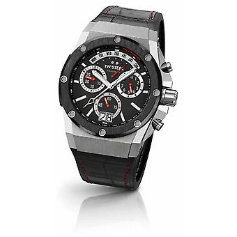 TW Steel ACE Genesis Limited Edition Mens Ace 102 Chronograaf zwart ACE102 horloge