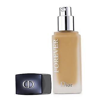 Christian Dior Dior Forever 24h Bruk høy perfeksjon Foundation SPF 35-# 3W (varm)-30ml/1oz