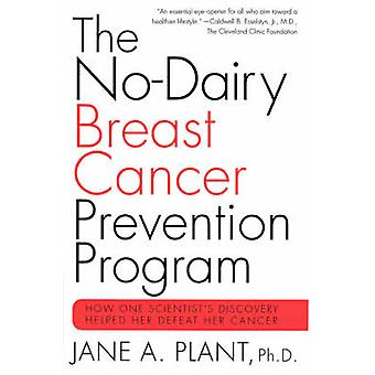 The No-Dairy Breast Cancer Prevention Program - How One Scientist's Di
