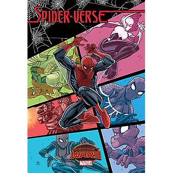 Spider-Verse - Warzones! by Mike Costa - Andre Aruajo - 9780785198871