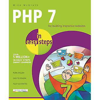PHP 7 in Easy Steps by Mike McGrath - 9781840787184 Book