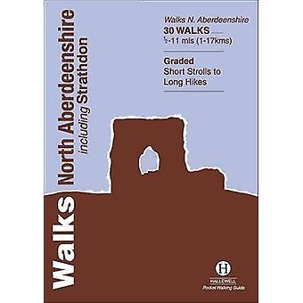 Walks North Aberdeenshire by Luke Williams - 9781872405384 Book