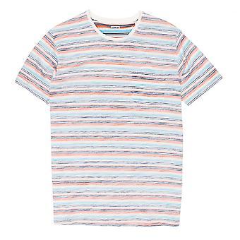 Edwin Denim Marvin Allover Striped T-Shirt