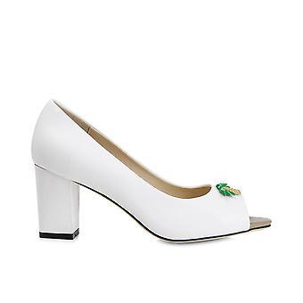 Westbourne witte schoenen