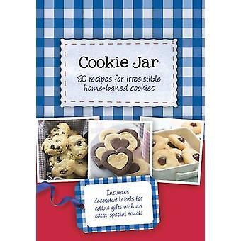 Gift Tag Cookbook - Cookie Jar - 9781445428796 Book