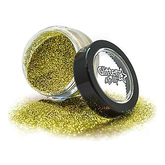 PaintGlow Bio-degradable Fine Glitter Gold Dust