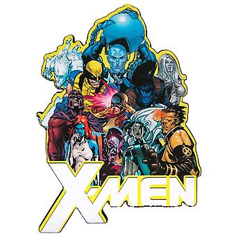 Magnet - X-Men - Cast Funky Chunky New 95470