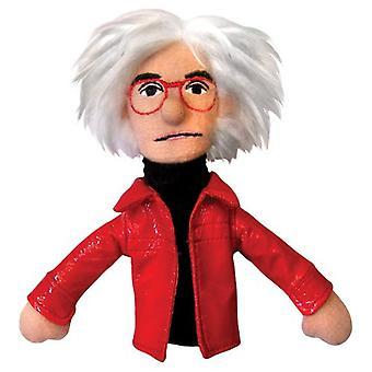 Finger Puppet - UPG - Warhol Soft Doll Giocattoli Regali concessi in licenza Nuovo 0643
