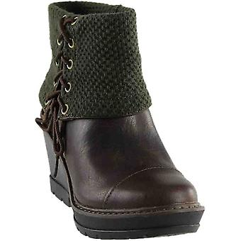 Timberland Womens Kellis Mid Closed Toe Ankle Fashion Boots
