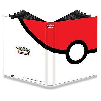 Ultra Pro Pokemon 9-Pockets Pro Pokeball 360 card cards