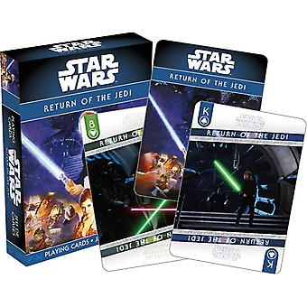 Playing Card - Star Wars Ep.6 - Return of The Jedi New Licensed 52634