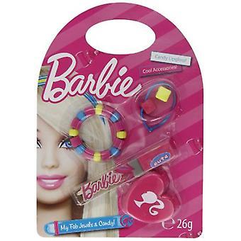 باربي باربي حزمة Lip اللمعان + سوار