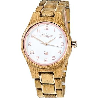Women's Watch Waidtime Barrique Rose-YB03
