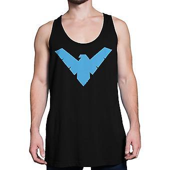 Nightwing symbool Tank Top