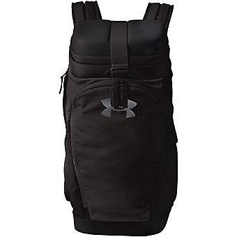 Under Armour UA eigen de sportschool Duffel-Unisex rugzak volwassene-zwart zwart/Jet Gray-one size