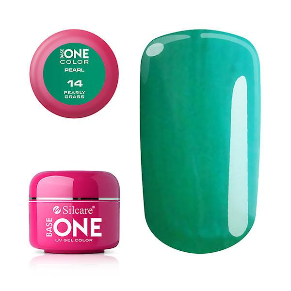 Base one - Pearl - Pearly Grass 5g UV-gel
