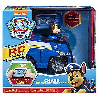 Paw Patrol Remote Control Chase - Police Cruiser with 2-way Steering