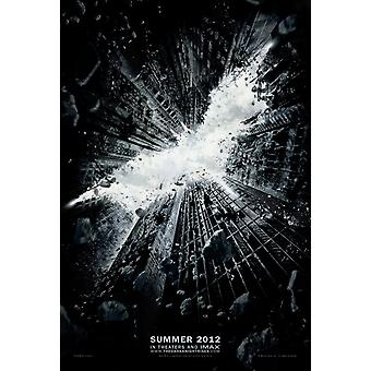 The Dark Knight Rises Poster Double Sided Advance (2012) Original Cinema Poster
