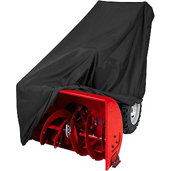 """Premium Waterproof Snow Blower Cover - (47"""" x 30"""" x 37"""") - Superior All Weather Protection Storage Cover - Black"""