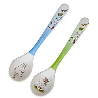 Baby spoons Right Start Archipelago 2-Pack