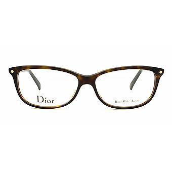 Dior CD3271. 086 Dark Havana Glasses