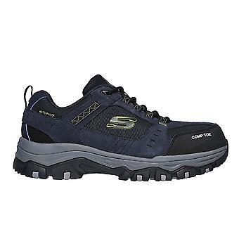 Skechers Mens Greetah Workwear Composite Toe Shoe