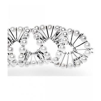 バスティアン・インヴルン - 淡水真珠の銀のブレスレットリリス - 21631