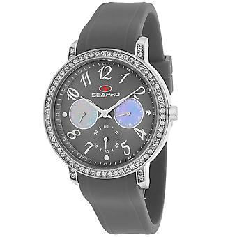 Seapro Women-apos;s Swell Grey Dial Watch - SP4413