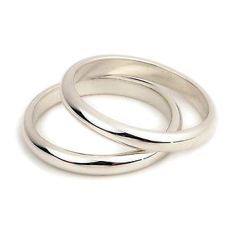 Sterling Silver Traditional Scottish Simply Stylish Timeless Design Ring