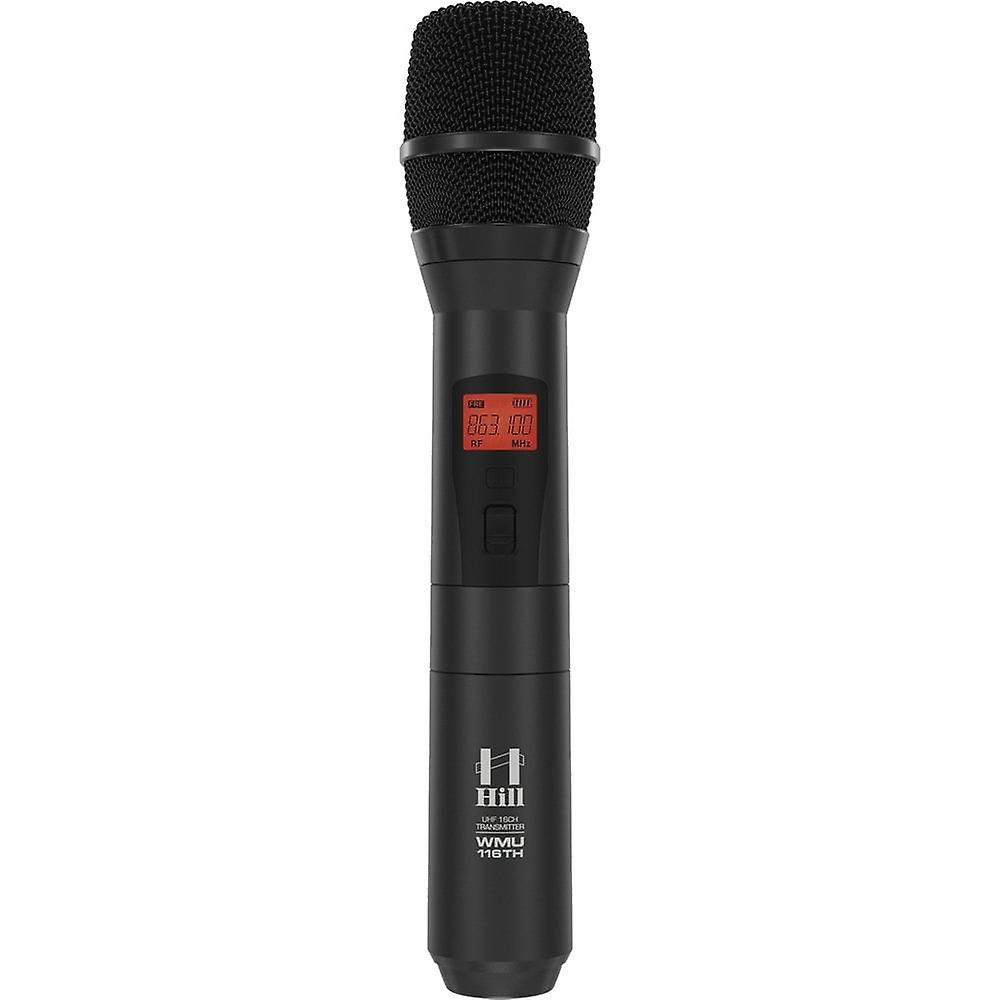 Hill Audio Wmu-116h Wireless Handheld Microphone System