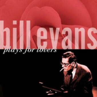 Bill Evans - Plays for Lovers [CD] USA import