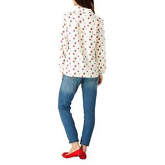 Sugarhill Boutique Women's Blair Strawberry Blouse