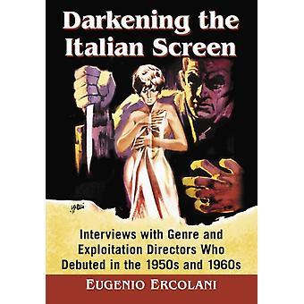 Verduisteren van het Italiaanse scherm door Eugenio David Ercolani