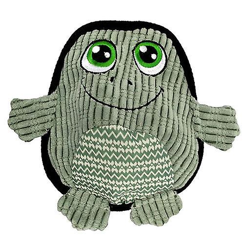 "Petlou Bite Me Re-Frog 8"" - Dog Toy"