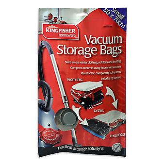 Kingfisher VBS Space Saving Small Vacuum Storage Bags (50 x 70cm)