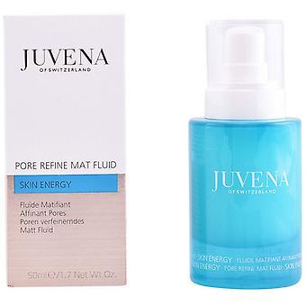 Fuktighetsbevarande Matt flytande hud energi Juvena (50 ml)