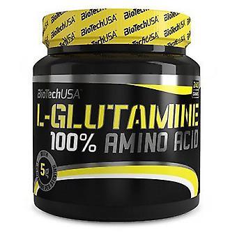 BiotechUSA L-Glutamine 100%