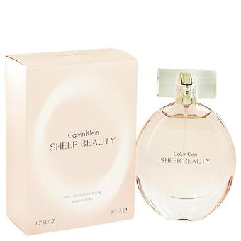 Sheer Beauty Eau De Toilette Spray By Calvin Klein   515967