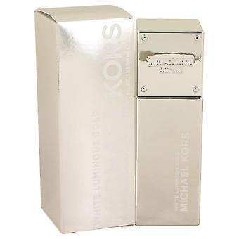 Michael kors hvit lysende gull eau de parfum spray av michael kors 539650 50 ml