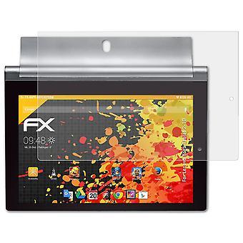 atFoliX Pellicola Vetro compatibile con Lenovo Yoga Tablet 2-10 9H Armatura di protezione