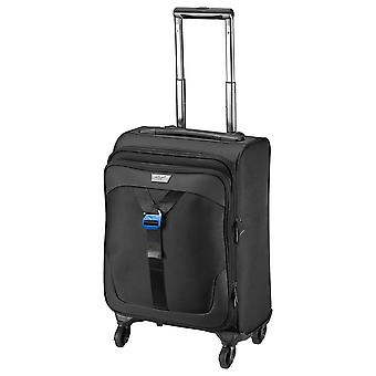 Mizuno Unisex 2020 Onboarder Bagaglio da viaggio Wheeled Carry-On Suitcase