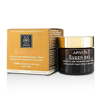 Queen Bee Holistic Age Defense Night Cream 50ml/1.73oz