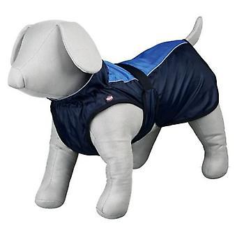 Trixie intensywny niebieski płaszcz (psy, pies odzież, płaszcze)