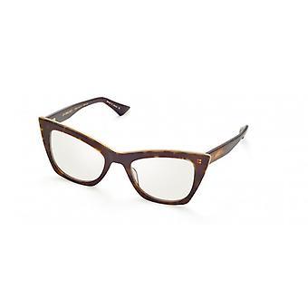 DITA Showgoer DTX513 02 Dark Tortoise-Burnt Brown Glasses