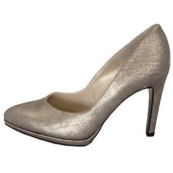 Peter Kaiser Herdi Stiletto Court Shoes In Taupe Furla