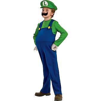 Costume enfant de Luigi