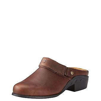 Ariat Sports Mule zapato para mujer - Timber Brown