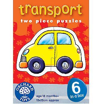 Transport Puzzles