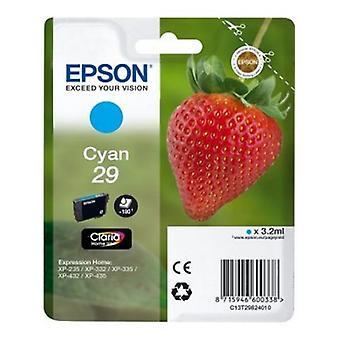 Originele inkt Cartridge Epson C13T298240 cyaan